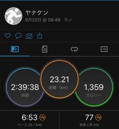 フルマラソン初挑戦